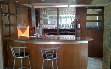 Bar Cherrywood
