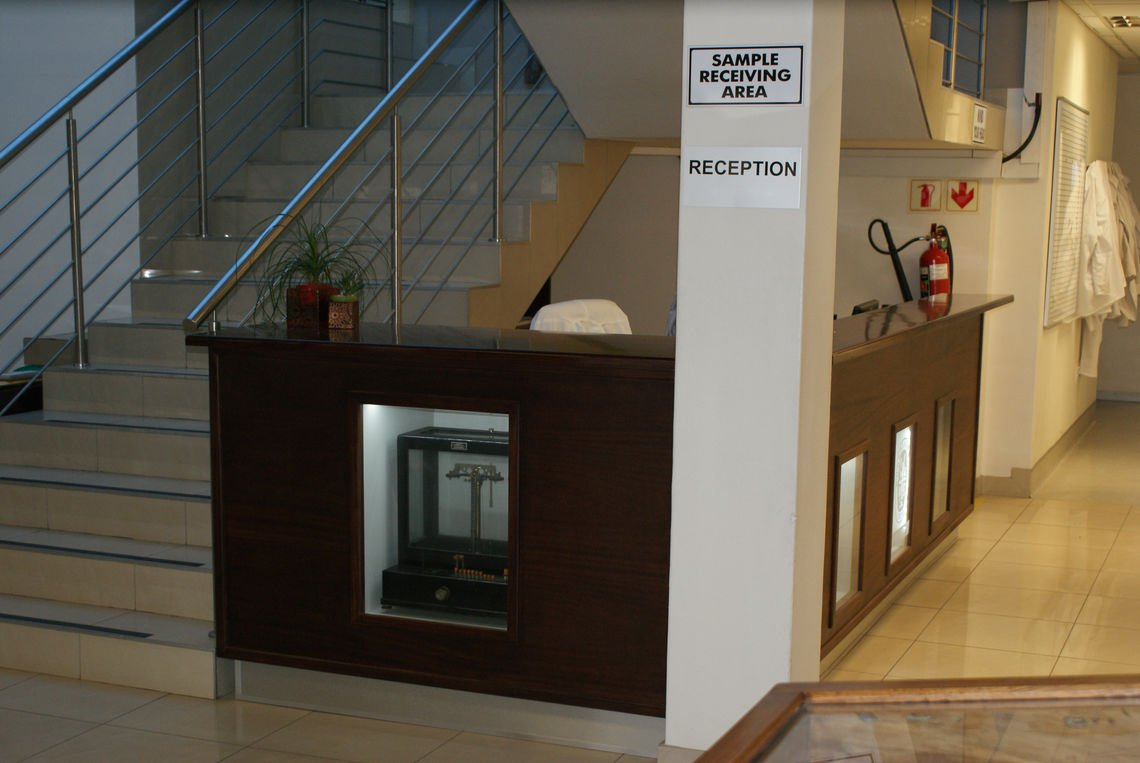 Bureau Veritas Reception and Visitors Lounge Revamp 1